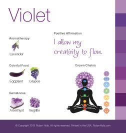 Color Therapy Cards