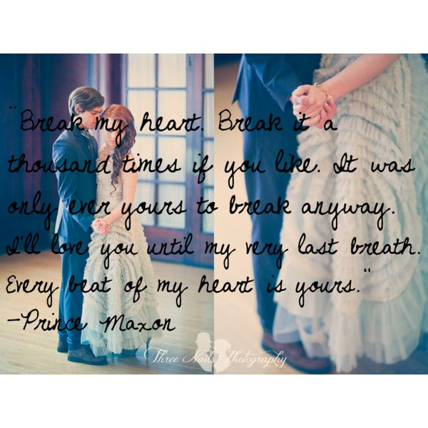 The Selection, Maxon Quotes | The Selection | Pinterest ...