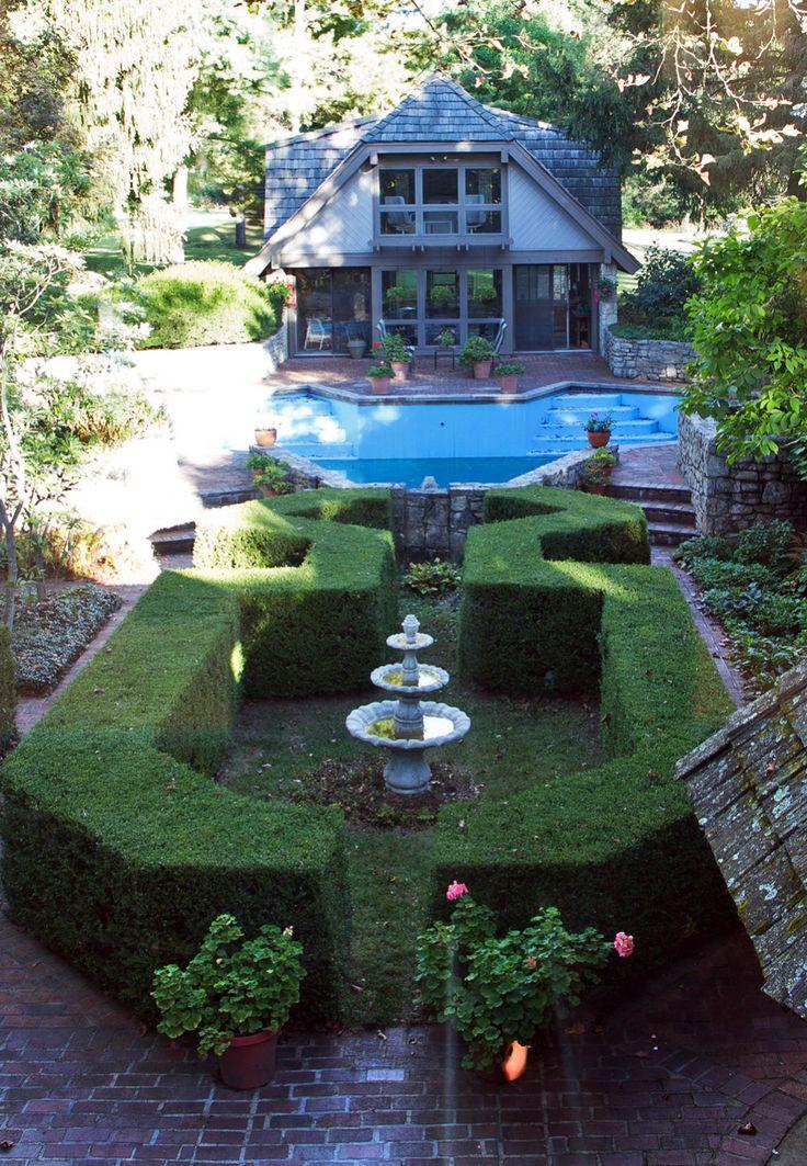a contemporary home in dublin ohio a suburb of columbus includes a pool. Interior Design Ideas. Home Design Ideas
