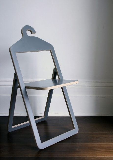 hanging folding chair