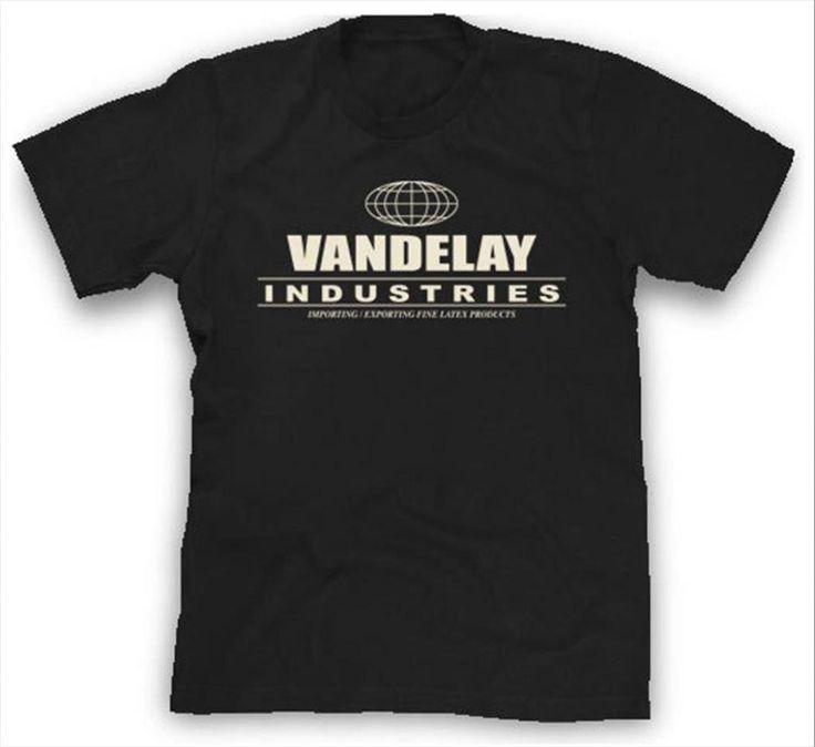 Vandelay Shirt Seinfeld shirt funny tshirt Jerry Seinfeld Kramer Tee