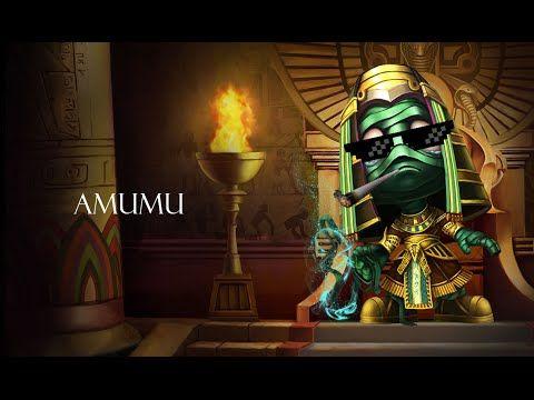 Amumu Making Friends poor Kog Maw! https://www.youtube.com/watch?v=OoR4iw-PMkU #games #LeagueOfLegends #esports #lol #riot #Worlds #gaming