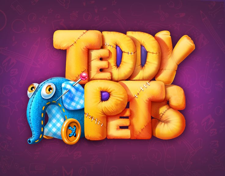 Teddy Pets on Behance