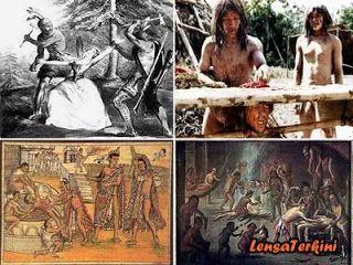 7 Suku Kanibal Paling Mengerikan di Dunia