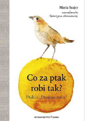 Okładka książki Co za ptak robi tak
