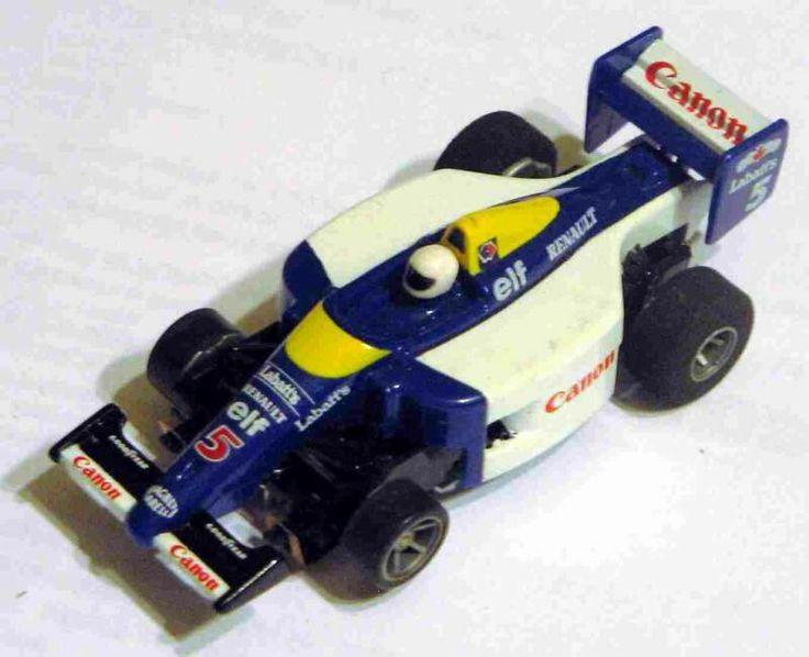 tyco slot car tracks | Tyco F1 - HO Slot Cars - Track Hobbies