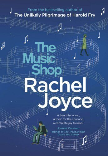 In 1988 Frank owns a music shop. He is loved by many people but is happy to be alone until Ilse Brauchmann comes into his life.Rachel Joyce's new novel THE MUSIC SHOP is a book about second chances.