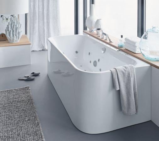 Duravit - Happy D.2 - Waschtische, Möbel, WCs & Badewannen in der Badserie von Sieger Design