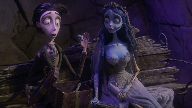 What Corpse Bride Character are you? - Quiz