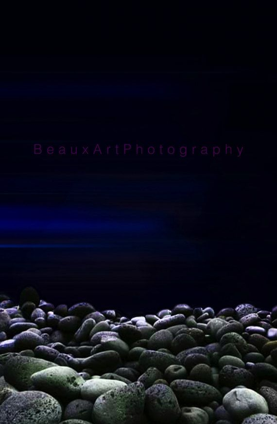 A stylised photography technique depicting a night beach scene. I live by the ocean and find that this influences the majority of my work. All photos are printed on professional photographic gloss finish paper. Watermark will not be on final print. Print does not come with border, frame or mount. Please feel free to contact me if you have any questions. To view more of my images please visit my website...traceyjonesstudio.com