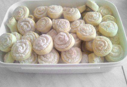Kókuszos csiga ahogy huzsi készíti   NOSALTY – receptek képekkel