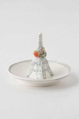Paris ring dish