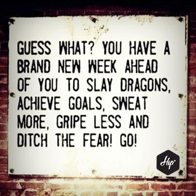 Καλημέρα και καλή εβδομάδα σε όλους!