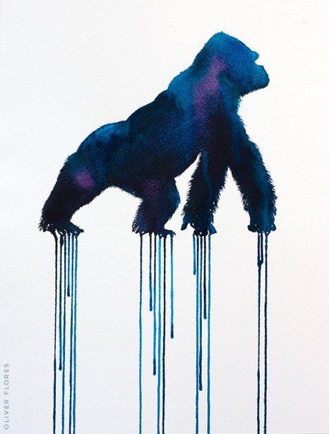 Gorila Azul