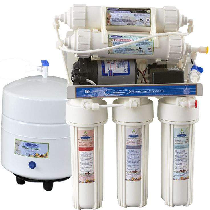 Reverse Osmosis Under Sink Water Filter - 1000MP
