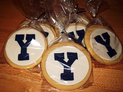 """BYU Cookies  - MormonFavorites.com  """"I cannot believe how many LDS resources I found... It's about time someone thought of this!""""   - MormonFavorites.com"""