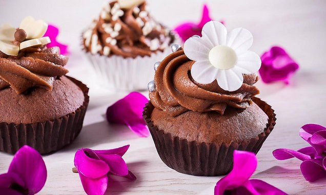 Choco Loco Cupcakes Rezept | Dr. Oetker