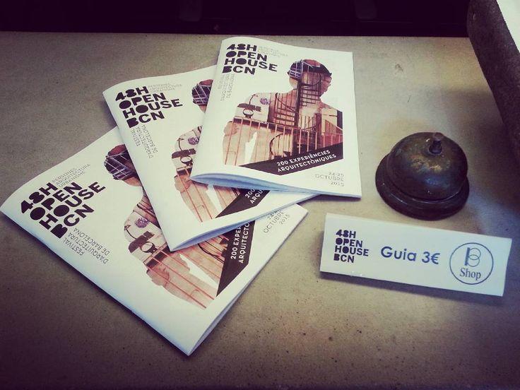 Dia 2 #openhousebcn #volsohb #ohb15  #hotelbrummell #theboxsocial #ploblesec #poblesecmola #montjuic #barcelona #bcn