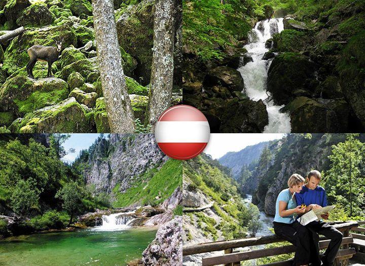 Mai utazás Belföld Kupon - 50% kedvezménnyel - Mai utazás Belföld - Egy meseszép napot tölthetünk el Ausztria leghíresebb és egyben legszebb szurdokvölgyében, az Ötscher-Tormauer Nemzeti Parkban, akciósan 19.900 Ft helyett 9.990 Ft. Most fizetendő 1.300 Ft..