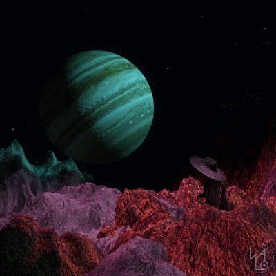 Explorando Ganímedes