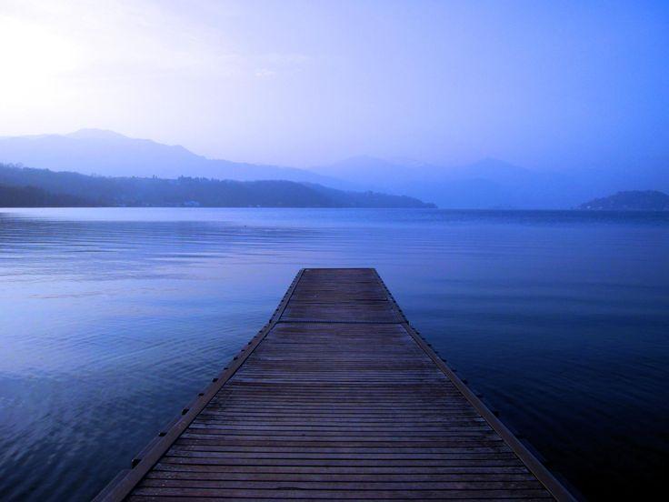 Lago d'Orta in Piedmont, Italy. ©Elena Gissi | 500px.com | #Piemonte #Italia #Piemont #Italien