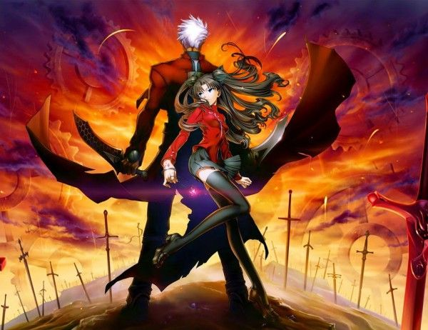 /Fate/stay night: Unlimited Blade Works