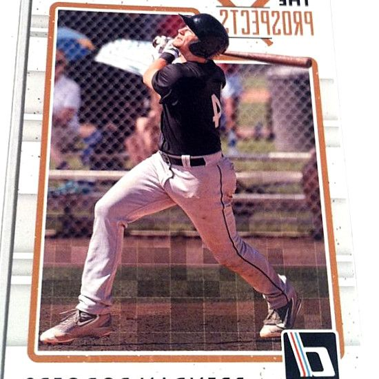 Brendan Rodgers 2017 Donruss Optic The Prospects  TP1 Colorado. 2017 Donruss The Prospects  TP-1 Brendan Rodgers Colorado Rockies MLB Card TP1. $4.24. Condition - Mint / Near Mint; Set / Series - 2017 Donruss The Prospects. Product Description. 2017 Panini Group trading card in near mint/mint condition, authenticated. Shop 2017 Donruss Optic Baseball The Prospects  TP1 Brendan Rodgers Colorado Rockies  more authentic, autographed  game-used items at Amazon s Sports Collectibles Store. Free…