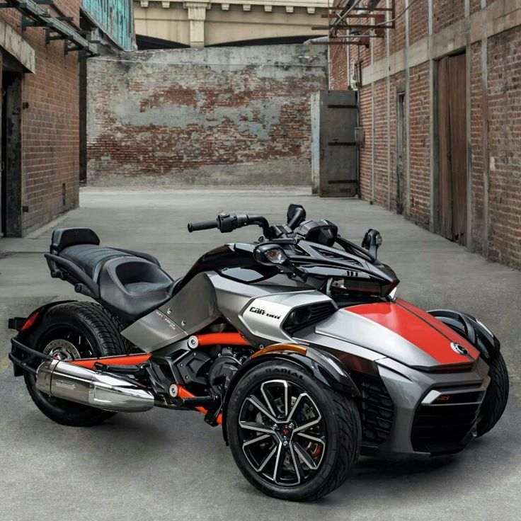 37 Best Images About Can Am Spyder On Pinterest