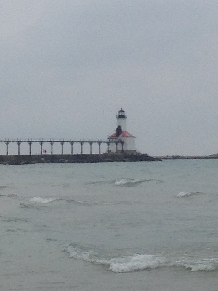 Lighthouse at Michigan City