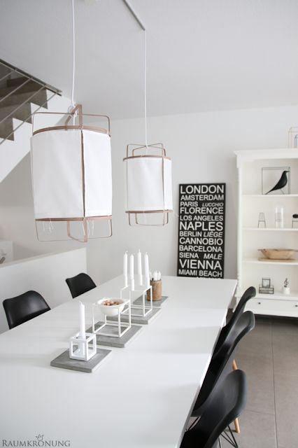 RAUMKRÖNUNG: DIY CottonLights by Anja