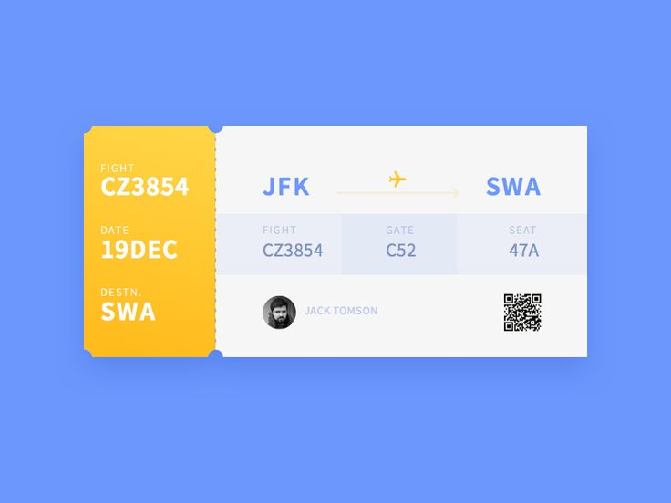 Day 24 Boarding Pass by JIE LIU