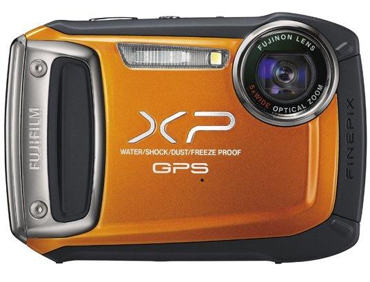Appareil photo numérique compact FUJIFILM Finepix XP150 orange