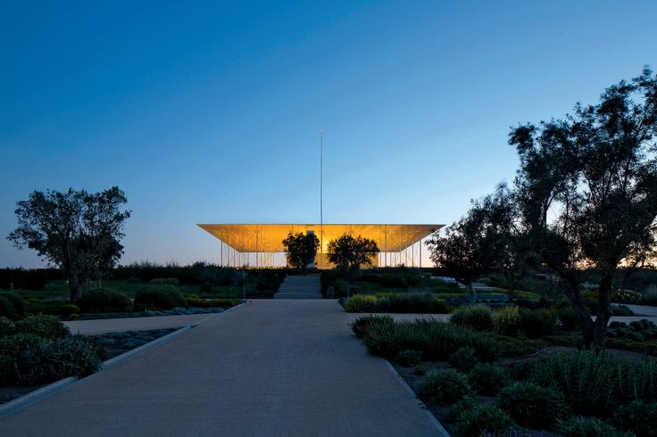 Renzo Piano Building Workshop, Michel Denancé, Yiorgis Yerolymbos · Stavros Niarchos Foundation Cultural Centre