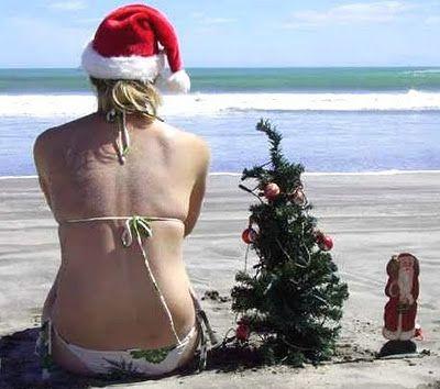 Coastal Mix -Simple Christmas Decorating Ideas