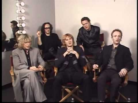 Def Leppard Interview - Shooting Videos - YouTube