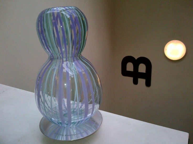 Striped Bulb by Catherine Keenan is this year's DAA commissioned Business To Arts Award. DAA and its predecessor Aer Rianta have commissioned the award from an Irish artist annually for more than 20 years.