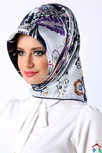 Aker Açık Mavi Eşarp 2015 | Armine | Setrms | Kayra | Aker | Alvina