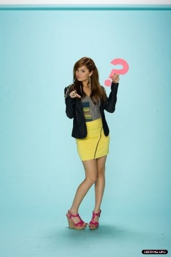 Debby Ryan looking super cute for a shoot with Bop & Tigerbeat