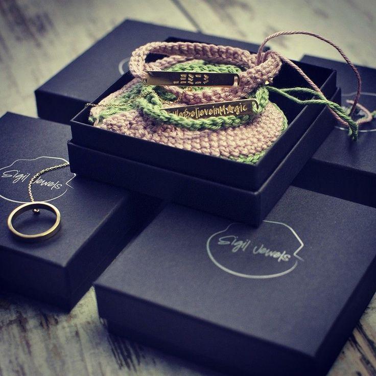 #bracering #fingerbracelet & #barbracelet set in pale pink & khaki ! Available on www.sigiljewels.com #sigiljewels #WeBelieveinMagic #fashion #streetfashion #jewelry #personalizedjewelry #boho