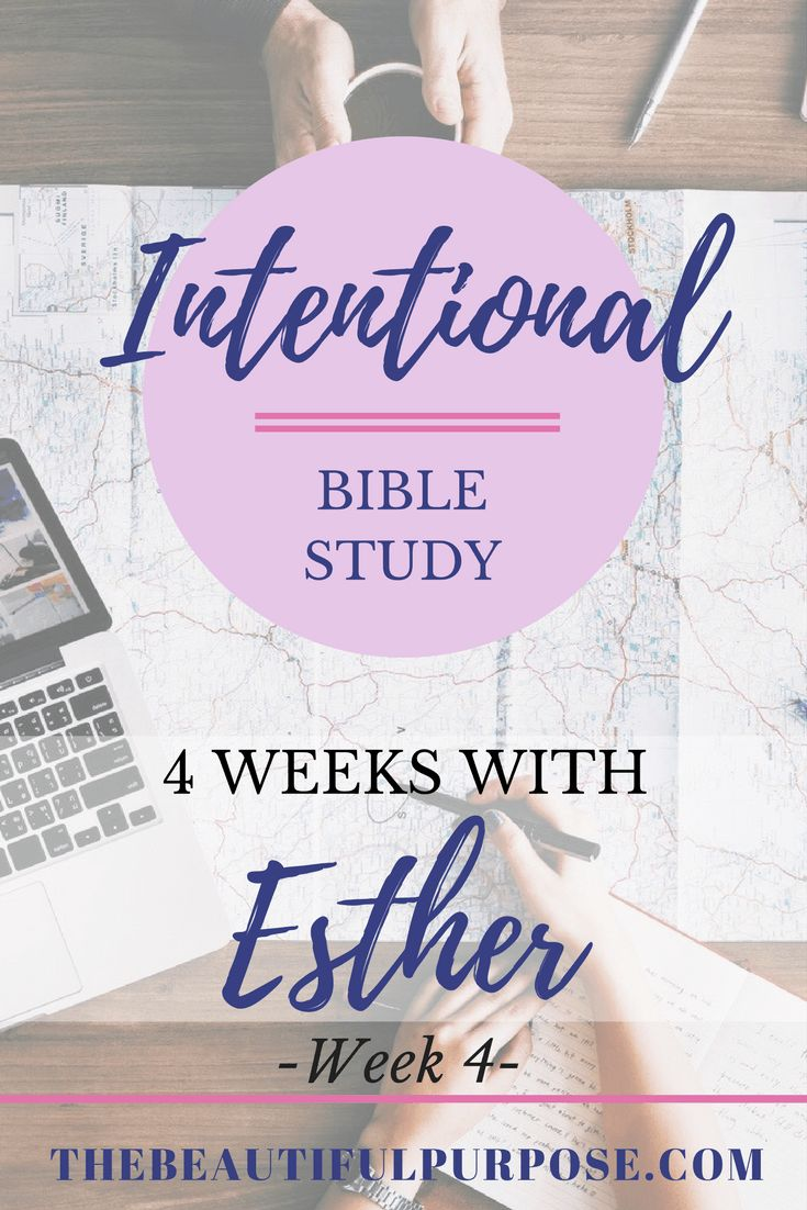 Esther - Bible Study