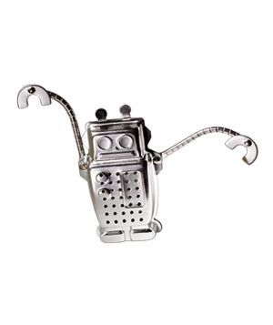Robot Tea Infuser - How fun would this be!