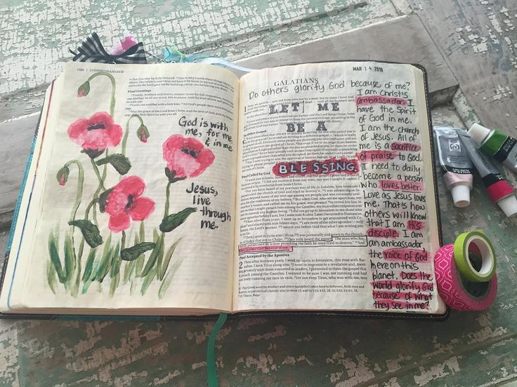 I've recently jumped back into consistent Bible study in the past month (an area where I've been seriously lacking). I'm usually pretty sporadic with my time in God's word and I desperately wanted to make a change. I started a Bible study of Psalm 119 about 5 weeks ago and soon after, I decided to also start Bible journaling. Have you heard of it? It is AMAZING for a person like me. I'm one of those creative types who gets energized, enthused, and stinkin' silly about creating. When an idea…