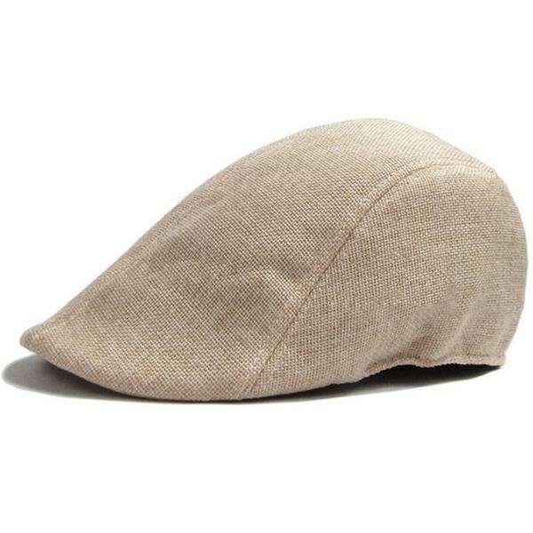 1ef699323b8 Mens Womens Duckbill Cap Ivy Cap Golf Driving Sun Flat Cabbie Newsboy Hat  Unisex berets