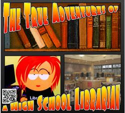 "From ""The True Adventures of a High School Librarian: Library Orientation Scavenger Hunt""---great idea to adapt to the h school library !!!"