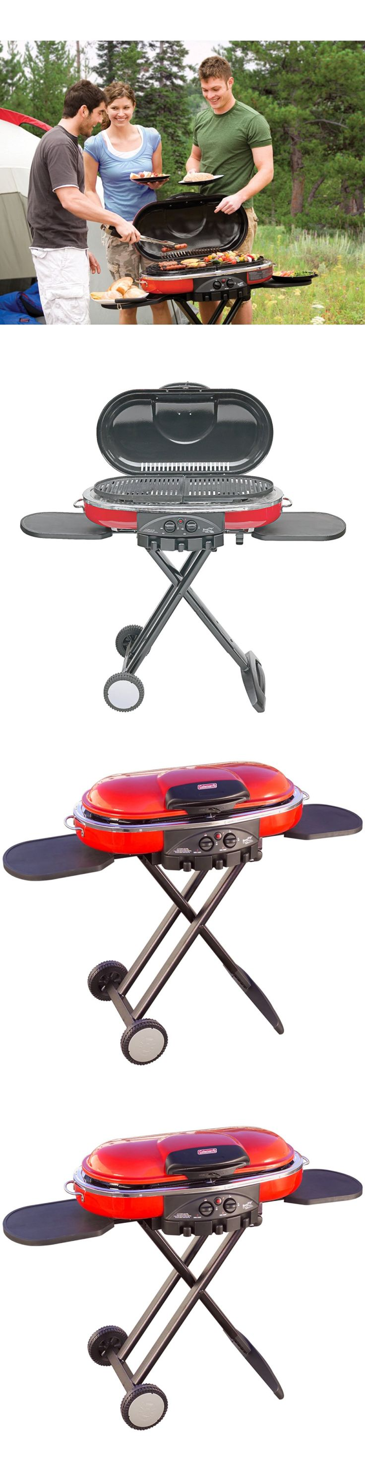 Camping BBQs and Grills 181388: Portable Propane Gas Grill Griddle Outdoor Folding Rv Camper Patio Gas Grill -> BUY IT NOW ONLY: $189.58 on eBay!