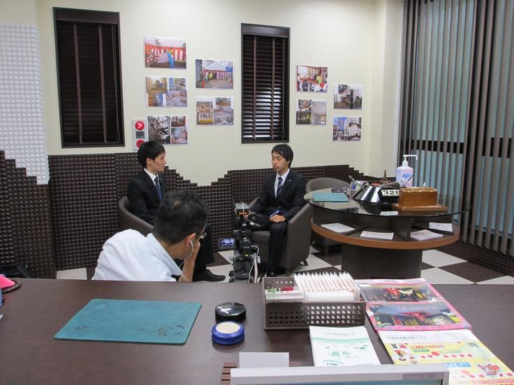 就活生向けPV  「What's 大阪貯蓄信用組合」  学生様からよくある質問トークです
