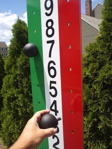 bocce scoreboard