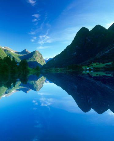 Oldenvatnet Sogn og Fjordane