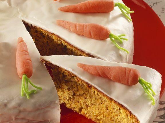 Rüblikuchen ist ein Rezept mit frischen Zutaten aus der Kategorie Gemüsekuchen. Probieren Sie dieses und weitere Rezepte von EAT SMARTER!