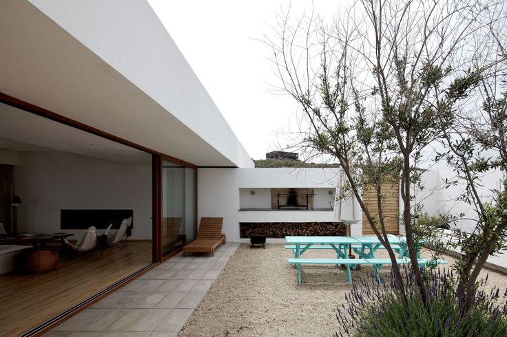 Nicolás Lipthay Allen, Nico Saieh · Tunquen House · Divisare